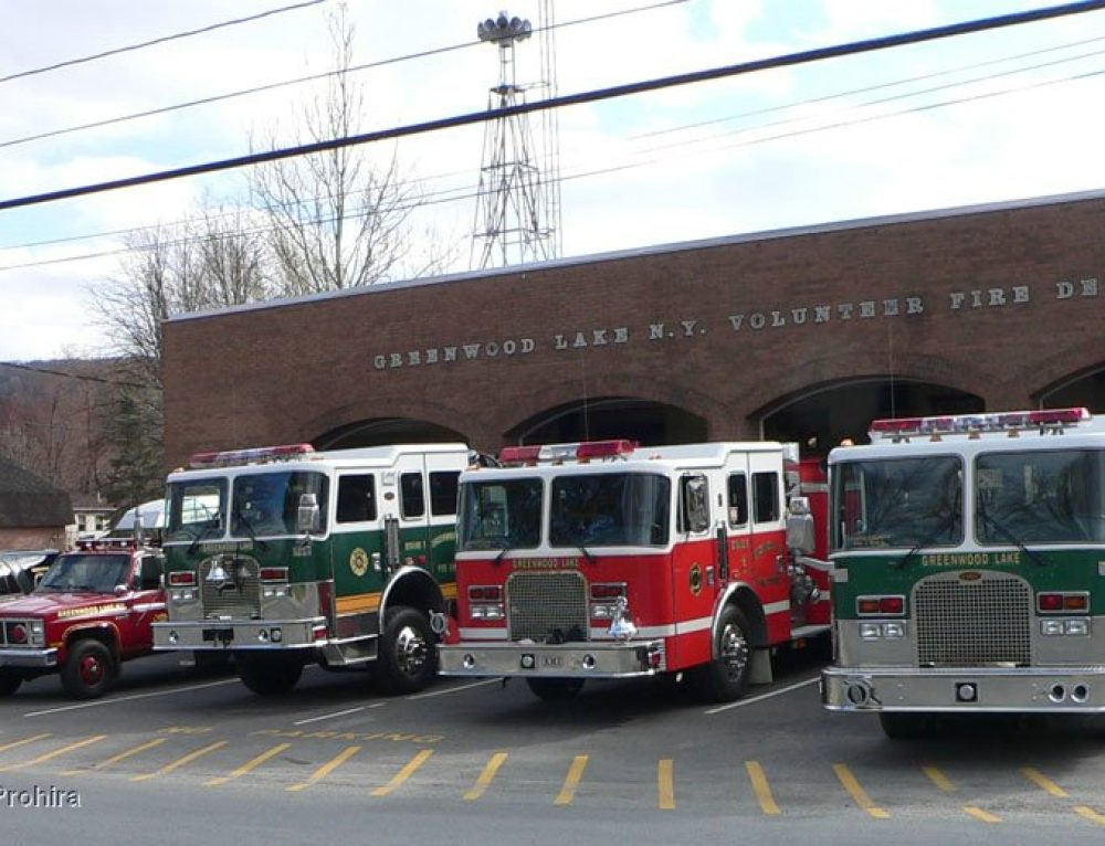 Notice of Joint Fire District Public Hearing Oct 20, 2015