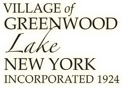 Village of Greenwood Lake, NY Retina Logo