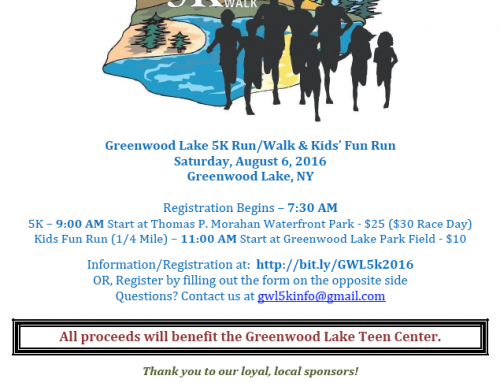 5K Run Registration