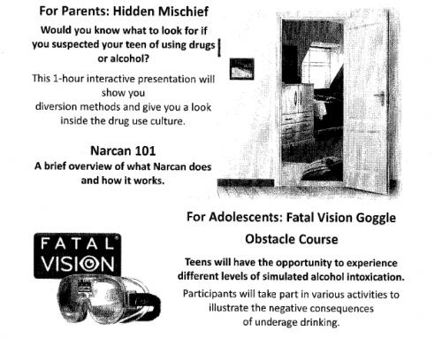 Hidden Mischief/Fatal Vision
