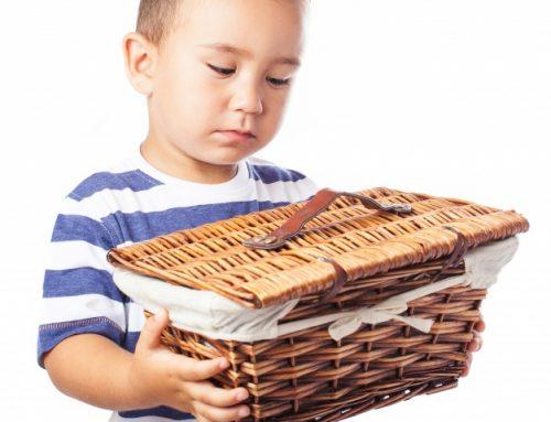 Holiday Basket Distribution